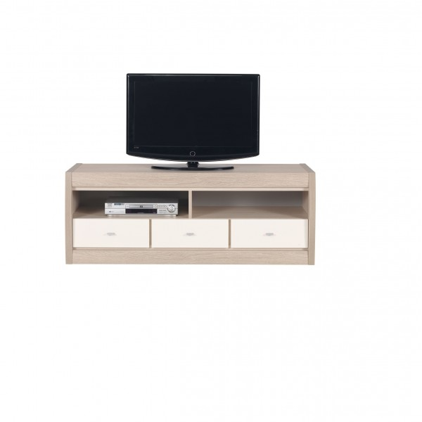 Axel TV Cabinet with 3 Drawers & Shelf