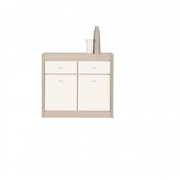 Axel 2 Doors Cupboard with 2 Drawers