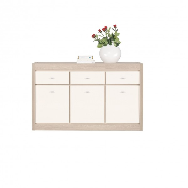 Axel 3 Doors Sideboard with 3 Drawers