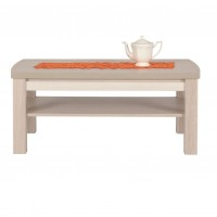 Axel Coffee Table With Shelf
