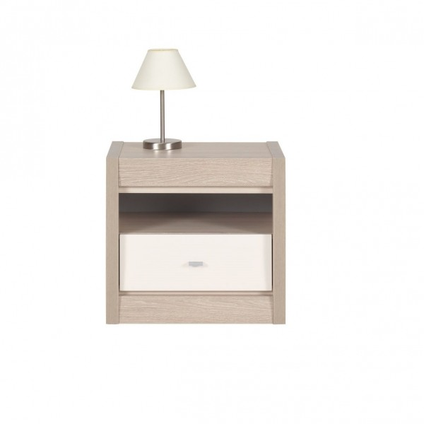 Axel Bedside Cabinet with Drawer