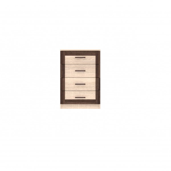 Boss Narrow Chest of 4 Drawers