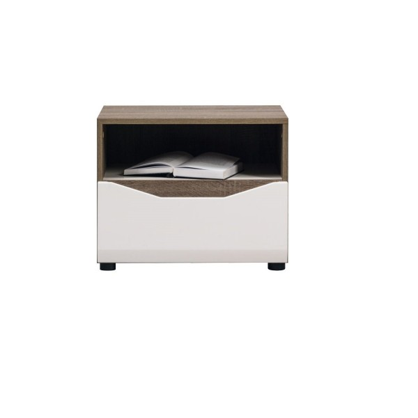Lionel Bedside Cabinet with Drawer