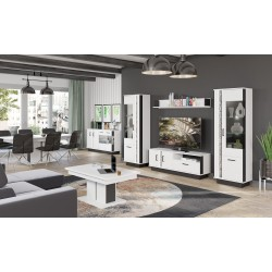 Marco 2 Door TV Unit with a Drawer