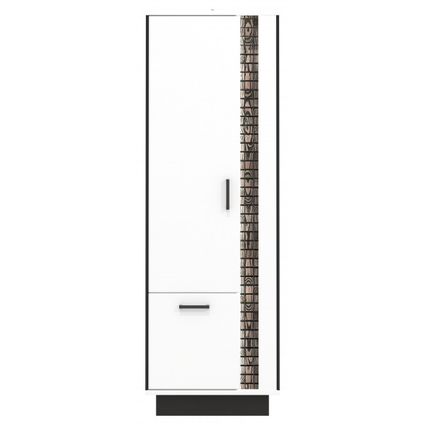 Marco Tall 2 Door Cabinet with Shelves