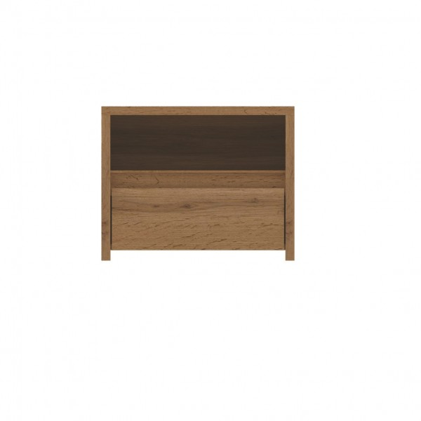 Tahoe Bedside Cabinet with a Drawer