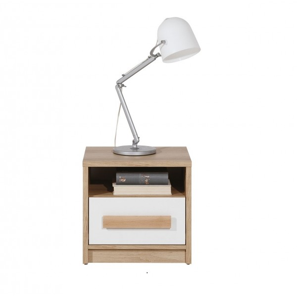 Aygo Bedside Cabinet with Drawer