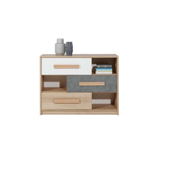 Aygo Sideboard with 3 Drawers