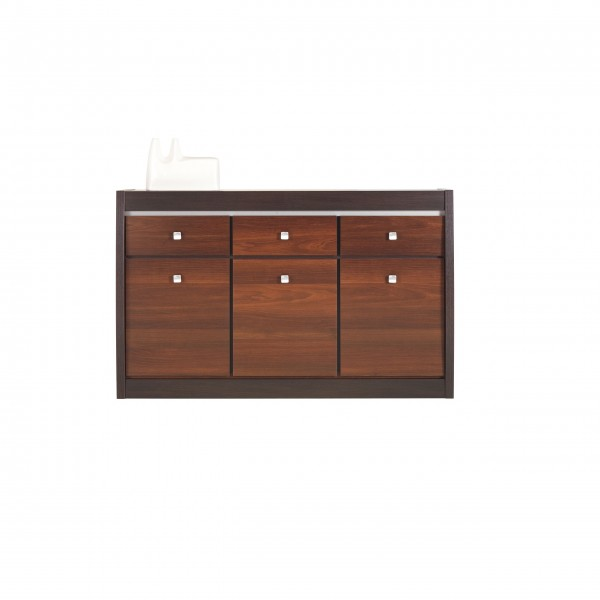 Forrest 3 Door Sideboard with 3 Drawers