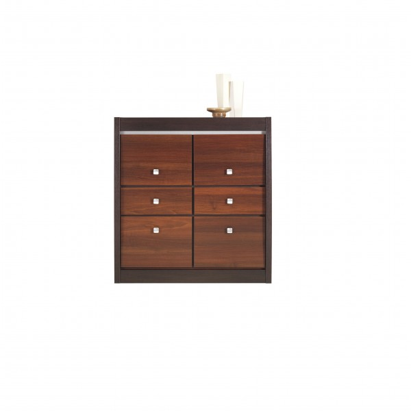 Forrest Tall 4 Door Cupboard with 2 Drawers